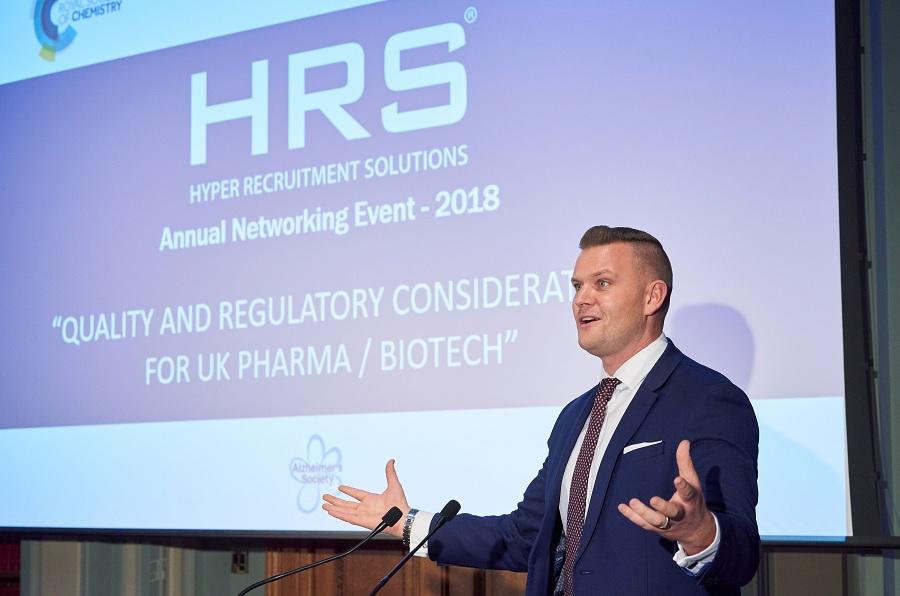HRS Founder Ricky Martin